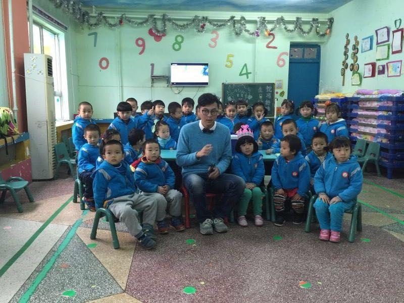 《快乐森林》--走进高新区紫荆花幼儿园录制节目啦