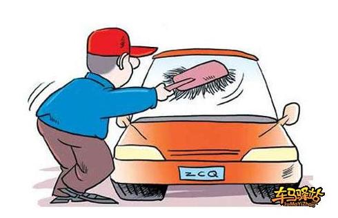 洗车时,这个地方一定要擦干,不然会损失惨重!