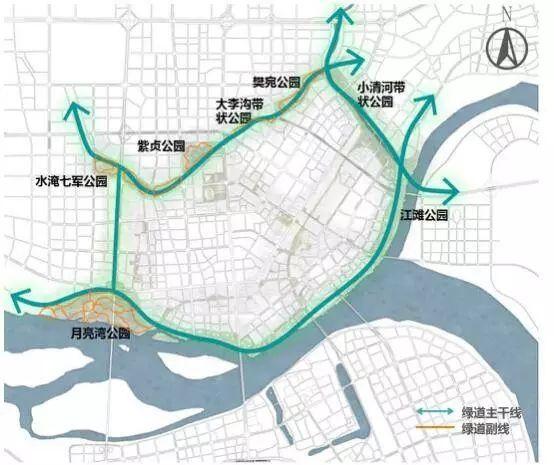 樊城将建2个公园,具体位置在......